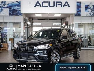 Used 2018 BMW X1 xDrive28i for sale in Maple, ON