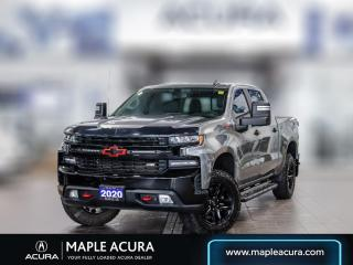 Used 2020 Chevrolet Silverado 1500 LT Trail Boss for sale in Maple, ON