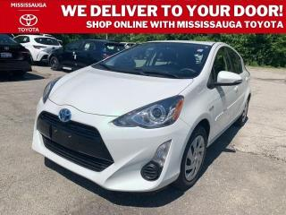 Used 2015 Toyota Prius c 5DR HB for sale in Mississauga, ON