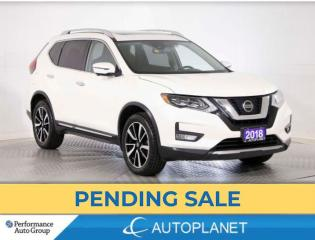 Used 2018 Nissan Rogue SL Platinum AWD, Navi, Pano Roof, ProPilot Assist for sale in Brampton, ON