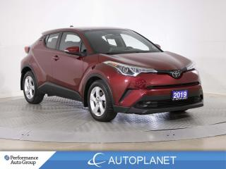 Used 2019 Toyota C-HR LE, Toyota Safety Sense, Bluetooth, Heated Seats! for sale in Brampton, ON