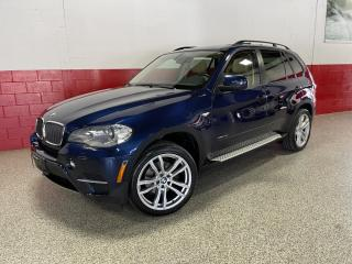 Used 2012 BMW X5 35i XDRIVE 7 SEATER NAVI 360 CAMERA CLEAN CARFAX for sale in North York, ON