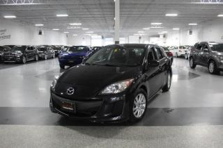 Used 2013 Mazda MAZDA3 GX NO ACCIDENTS I POWER OPTIONS I KEYLESS ENTRY I CRUISE for sale in Mississauga, ON