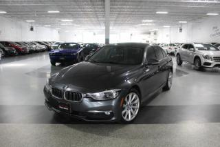 Used 2017 BMW 3 Series 320i XDRIVE NO ACCIDENTS I NAVIGATION I SUNROOF I PUSH START for sale in Mississauga, ON