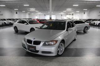 Used 2008 BMW 3 Series 323i I LEATHER I SUNROOF I HEATED SEATS I PUSH START I AS IS for sale in Mississauga, ON
