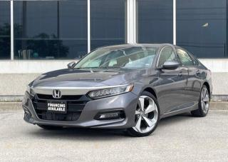 Used 2018 Honda Accord Sedan Touring|1 Owner NO ACCIDENTS for sale in Mississauga, ON