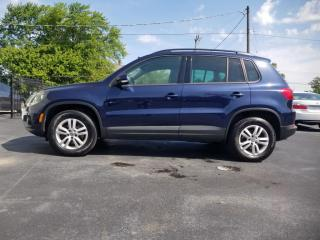 Used 2015 Volkswagen Tiguan 4MOTION 4dr Auto for sale in Stoney Creek, ON