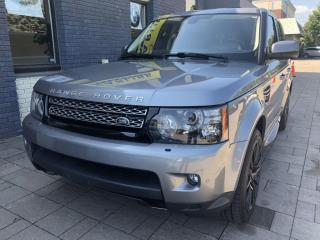 Used 2012 Land Rover Range Rover SPORT 4WD HSE for sale in Nobleton, ON