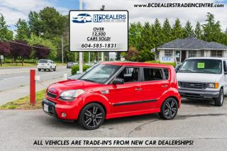 Used 2011 Kia Soul 4U SX, Low 110k, Sunroof, Bluetooth, Heated Seats, Clean! for sale in Surrey, BC