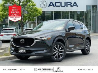 Used 2018 Mazda CX-5 GT AWD at for sale in Markham, ON