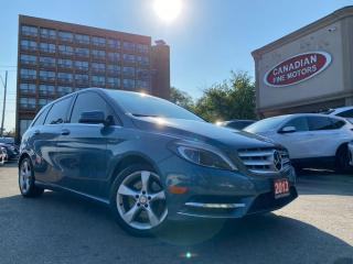 Used 2013 Mercedes-Benz B250 CAM   BSM   LDW   LEATHER   PANO ROOF   4 NEW SNOW TIRES*   for sale in Scarborough, ON