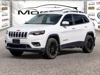 Used 2019 Jeep Cherokee LATITUDE 4x4 LOW KM LEATHER BACK UP CAMERA for sale in North York, ON