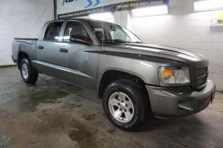 Used 2010 Dodge Dakota SXT 4x4 CERTIFIED 2YR WARRANTY *FREE ACCIDENT* CRUISE ALLOYS POWER WINDOWS AUX for sale in Milton, ON