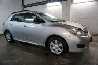 Used 2009 Toyota Matrix 2.4S AWD CERTIFIED 2YR WARRANTY *FREE ACCIDENT* BLUETOOTH POWER OPTIONS ROOF RACK AUX for sale in Milton, ON