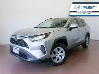Used 2019 Toyota RAV4 1 OWNER   LANE KEEP ASSIST   APPLE CARPLAY  - $173 B/W for sale in Brantford, ON
