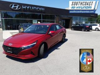 New 2021 Hyundai Elantra Preferred w/Sun & Tech Package IVT  - $153 B/W for sale in Simcoe, ON