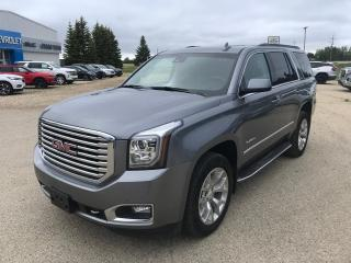 Used 2019 GMC Yukon SLT for sale in Roblin, MB
