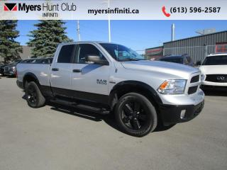 Used 2017 RAM 1500 Outdoorsman  - Aluminum Wheels -  Fog Lamps for sale in Ottawa, ON