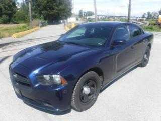 Used 2013 Dodge Charger ex police for sale in Burnaby, BC