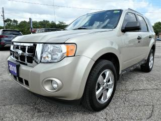 Used 2010 Ford Escape XLT | Navigation | Heated Seats | Bluetooth for sale in Essex, ON