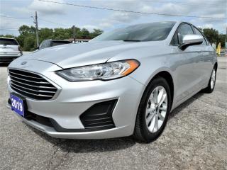 Used 2019 Ford Fusion SE | Adaptive Cruise | Navigation | Blind Spot Detection for sale in Essex, ON