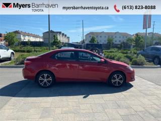 Used 2017 Toyota Corolla LE  - Heated Seats -  Bluetooth - $99 B/W for sale in Ottawa, ON