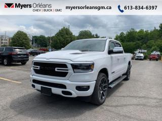 Used 2019 RAM 1500 Sport  -  Android Auto - Low Mileage for sale in Orleans, ON