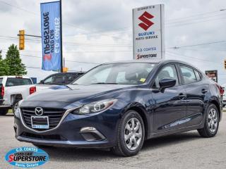 Used 2015 Mazda MAZDA3 GX for sale in Barrie, ON