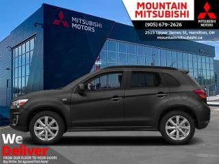 Used 2014 Mitsubishi RVR GT  - Sunroof -  Bluetooth - $96 B/W for sale in Mount Hope (Hamilton), ON