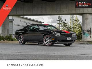 Used 2014 Dodge Challenger RALLYE REDLINE  Leather/ Sunroof/ Navi/ Locally Driven/ Low KM for sale in Surrey, BC