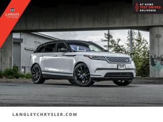 Used 2018 Land Rover Range Rover Velar R-Dynamic SE  Leather/ Panoramic Sunroof/ Bluetooth for sale in Surrey, BC