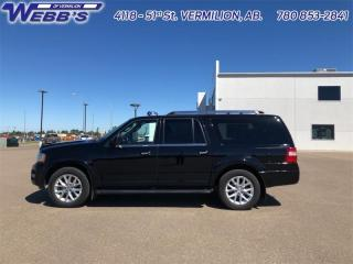 Used 2017 Ford Expedition Max Limited for sale in Vermilion, AB
