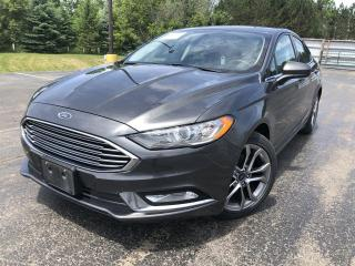 Used 2017 Ford Fusion SE 2WD for sale in Cayuga, ON