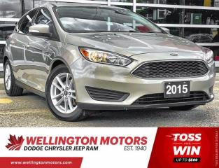 Used 2015 Ford Focus SE | New Tires | New Front Brakes & Rotors for sale in Guelph, ON