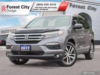 Used 2017 Honda Pilot Touring for sale in London, ON