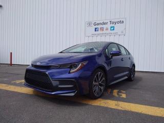 New 2021 Toyota Corolla SE for sale in Gander, NL
