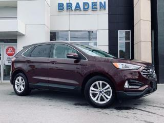 Used 2019 Ford Edge SEL for sale in Kingston, ON