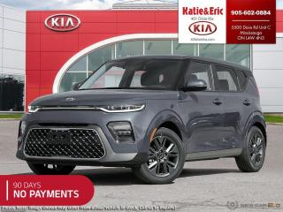 New 2021 Kia Soul EX+ for sale in Mississauga, ON