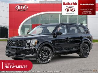 New 2021 Kia Telluride NIGHTSKY for sale in Mississauga, ON