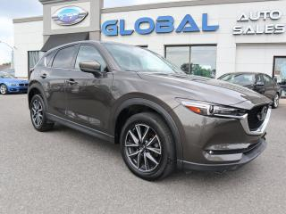 Used 2018 Mazda CX-5 Grand Touring for sale in Ottawa, ON
