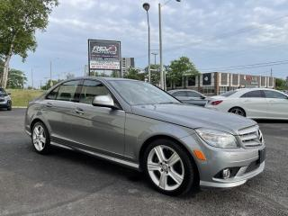Used 2008 Mercedes-Benz C-Class C300 Luxury for sale in Ottawa, ON