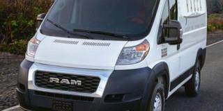 New 2021 RAM Cargo Van ProMaster 3500 High Roof Ext 159