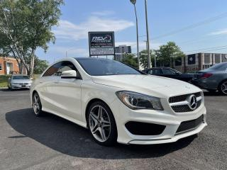 Used 2014 Mercedes-Benz CLA-Class CLA250 4MATIC   AMG   PANO ROOF   REAR CAM for sale in Ottawa, ON