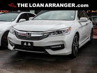 Used 2017 Honda Accord for sale in Barrie, ON