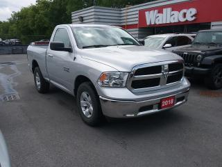 Used 2018 RAM 1500 SLT  4X4 6.4 ft box for sale in Ottawa, ON