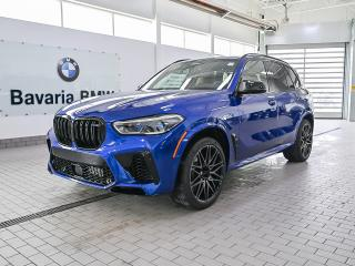 New 2021 BMW X5 M Competition for sale in Edmonton, AB