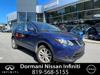 Used 2019 Nissan Qashqai S FWD for sale in Gatineau, QC