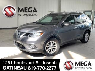Used 2016 Nissan Rogue SV CAMÉRA DE RECUL for sale in Gatineau, QC