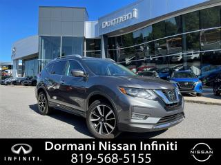 Used 2017 Nissan Rogue SL AWD PLATINUM for sale in Gatineau, QC