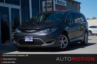 Used 2017 Chrysler Pacifica Touring-L Plus BLUERAY / DVD NAVIGATION HEATED SEATS ++ for sale in Chatham, ON